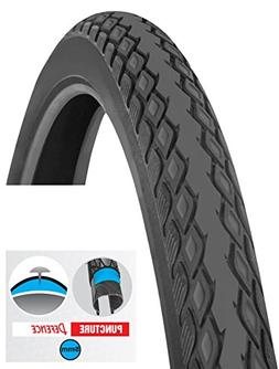 Biria Tire Bicycle, Street 26 X 1.5 Inch Puncture Resistant