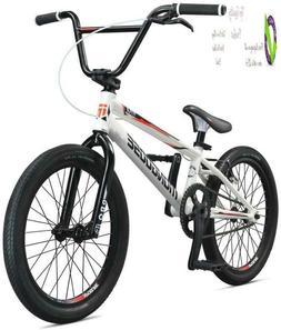Mongoose Title Elite Pro Bmx Race Bike, 20-Inch Wheels, Adva
