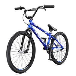 Mongoose Title Pro Boy's Freestyle BMX Bike 24-Inch Wheels,