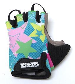 ZippyRooz Toddler & Little Kids Bike Gloves for Balance and