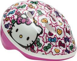 Bell Toddler's Hello Kitty Sweet Ride Bike Helmet, Ages 3-5,