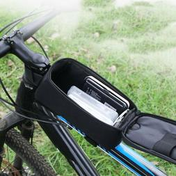 Touch Screen Bicycle Bags Bike Top Tube Tool Bag Big Size Cy