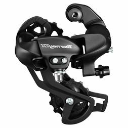 Shimano Tourney 7/8-Speed Mountain Bicycle Rear Derailleur -