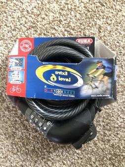 Abus Tresor 1360 Combo Bike Lock Cable w/ Pin Code