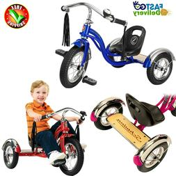 Tricycle For Girls 3 Wheels Kids Toddler Outdoor Trike Ride