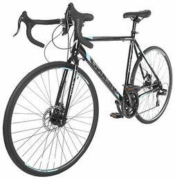 Vilano TUONO 2.0 Aluminum Road Bike 21 Speed Disc Brakes, 70