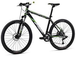 "Mongoose TYAX Sport Men's Mountain Bike, Black, 16""/Small"
