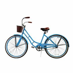 "Columbia 26"" Tybee Vintage Single Speed Cruiser Women's Bike"