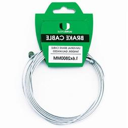Uc Brake Cable Galvanized Each, 1.6X2800Mm Tandem