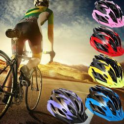 Unisex Helmet Bike Bicycle Cycling Sport Adjustable Helmet S