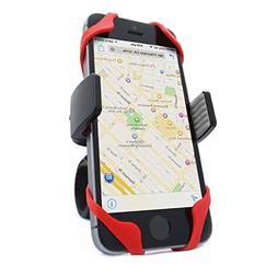 Vibrelli Universal Bike Phone Mount Holder. Bicycle Handleba