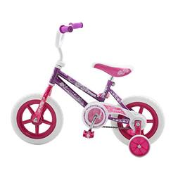 """Upland Dragonfly Girls Bicycle, Purple, 9""""/X-Small/12"""""""