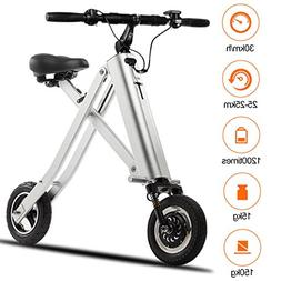 BuySevenSide Urban E-Bike And Folding Electric Scooter The N