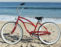 "Firmstrong Urban Lady Single Speed 26"" Cruiser Bike"