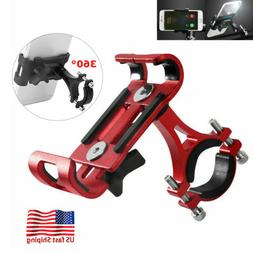 USA 360° Aluminum Motorcycle Bike Bicycle For MTB GPS Cell