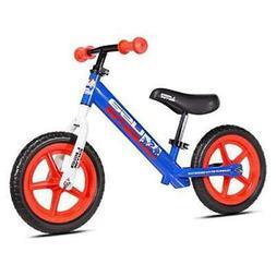 KaZAM USA BMX Balance Bike: Blue/Red