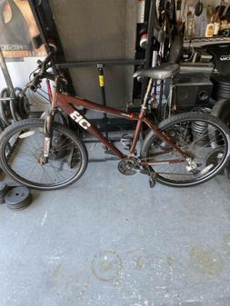used diamondback mountain bike