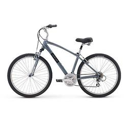 Raleigh 2018 Venture 2 Comfort Bike XL Silver