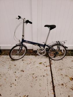 Vintage dahon folding bike