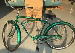 """Vintage1961 Schwinn Speedster Bicycle Bike 26"""", Green, S/N:"""