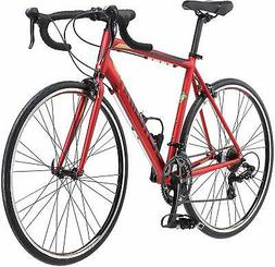 Schwinn Volare 1400 Road Bike, 700c/28 inch wheel size, red,