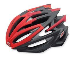 Bell Volt Racing Bicycle Helmet Matte Red/Black BMC Limited