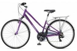 Schwinn Voyageur 1 Women's Commute Bike - SM - Purple - Reg.