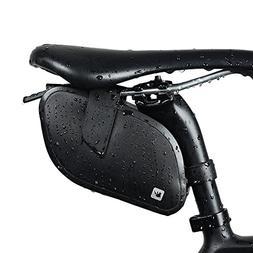 Alston 100% waterproof Strap-On Bike Saddle Bag/Bicycle Seat