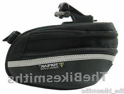 Topeak Large Wedge Pack II Bicycle Saddle Bag w/ Quick Relea