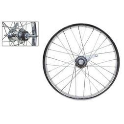 "Wheel Master 18"" x 1.75 CB Rear Bicycle Wheel, 28H, Steel, B"