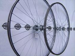 Wheel Master Rear Wheel 27x1-1/4 27in Road  Chrome