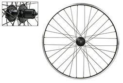 Wheel Rear 26 x 1.5 Sun RhynoLite, Blk, Deore M525 Disc 9sp,