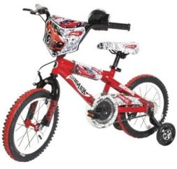 Boy's 14-Inch Hot Wheels Bike Cycle Bicycle Dynacraft Cyclin