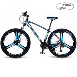 wolf's fang Bicycle <font><b>27</b></font> speed mountain <f