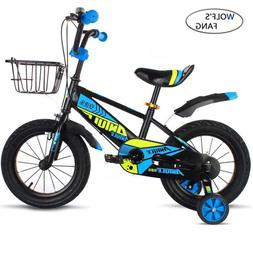 wolf s fang child s bike cycling