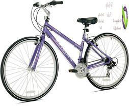 Kent Women'S Avondale Hybrid Bicycle With Sure Stop Brakes,