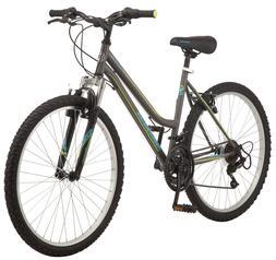 "26"" Wheels Grey ""SHIP FAST"" New RoadMaster Granite Peak Women's Mountain Bike"