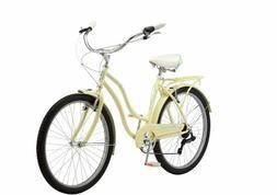 """Schwinn Perla Women's 26"""" Tire Beach Cruiser Bike **Same Day"""