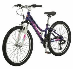 """Women's Schwinn Ranger 26"""" Mountain Bike, 21 Speed- Purple"""