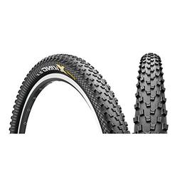 Continental X-King UST Tubeless Tire - 26in Black/Black, 26x