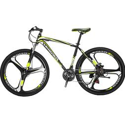 X1 Mountain bike 29 inches wheels 21 Speed Mens Bikes 29er B