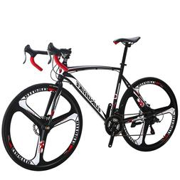 XC550 Road Bike Shimano 21 Speed Mens Bikes Diac Brake 700C