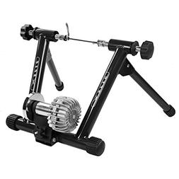 Xspect Fluid Exercise Bike Trainer Stand Black with Fluid Re