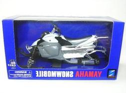 Yamaha Fx Phazer 2007  1:12 Diecast Snowmobile Model