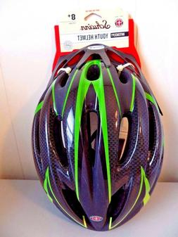 Schwinn Youth Intercept Helmet Green And Black Ages 8-14 NEW